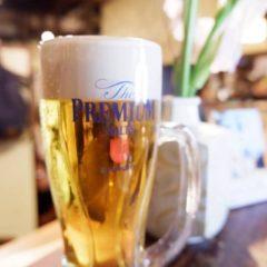 樽生超達人店の生ビール